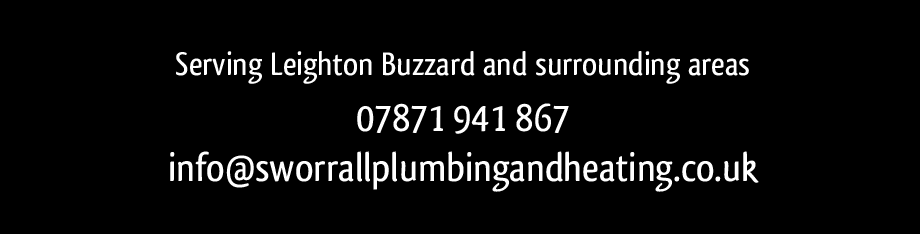 Your local plumber in Leighton Buzzard. 07871 941 867. info@sworrallplumbingandheating.co.uk